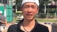 Do you know these Asian tennis stars? The guys in the video are…